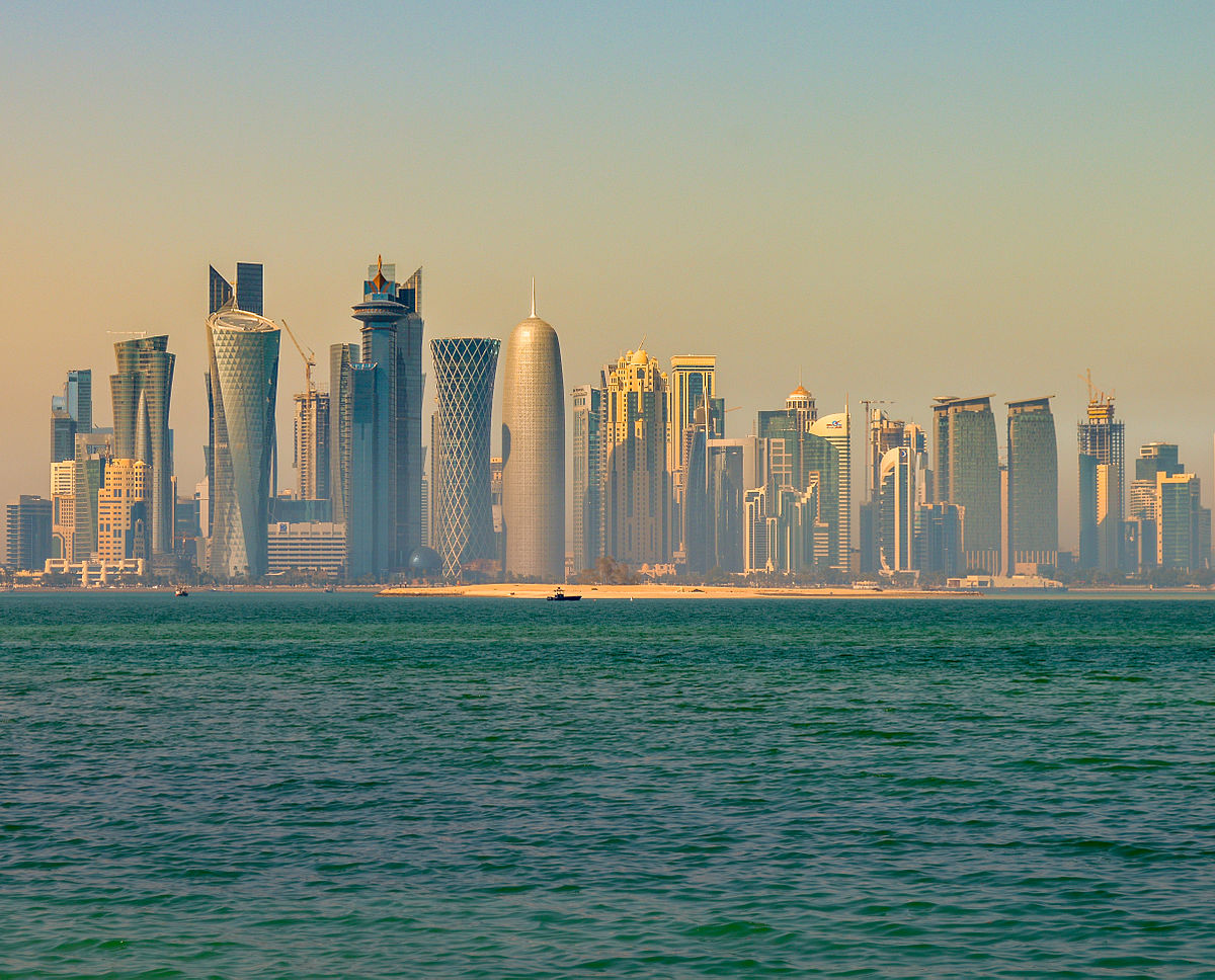 Doha_skyline_in_the_morning