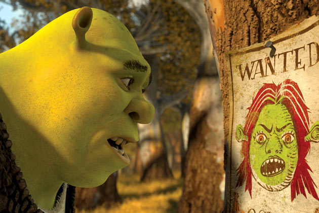 an analysis of the shrek