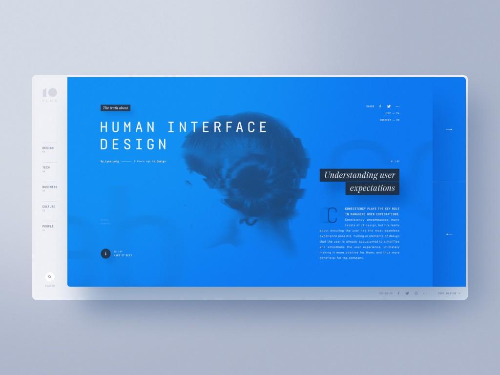 пример создания сайта