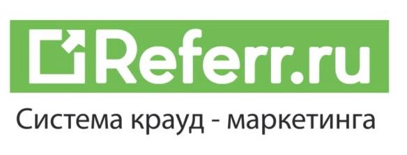 Referr logo