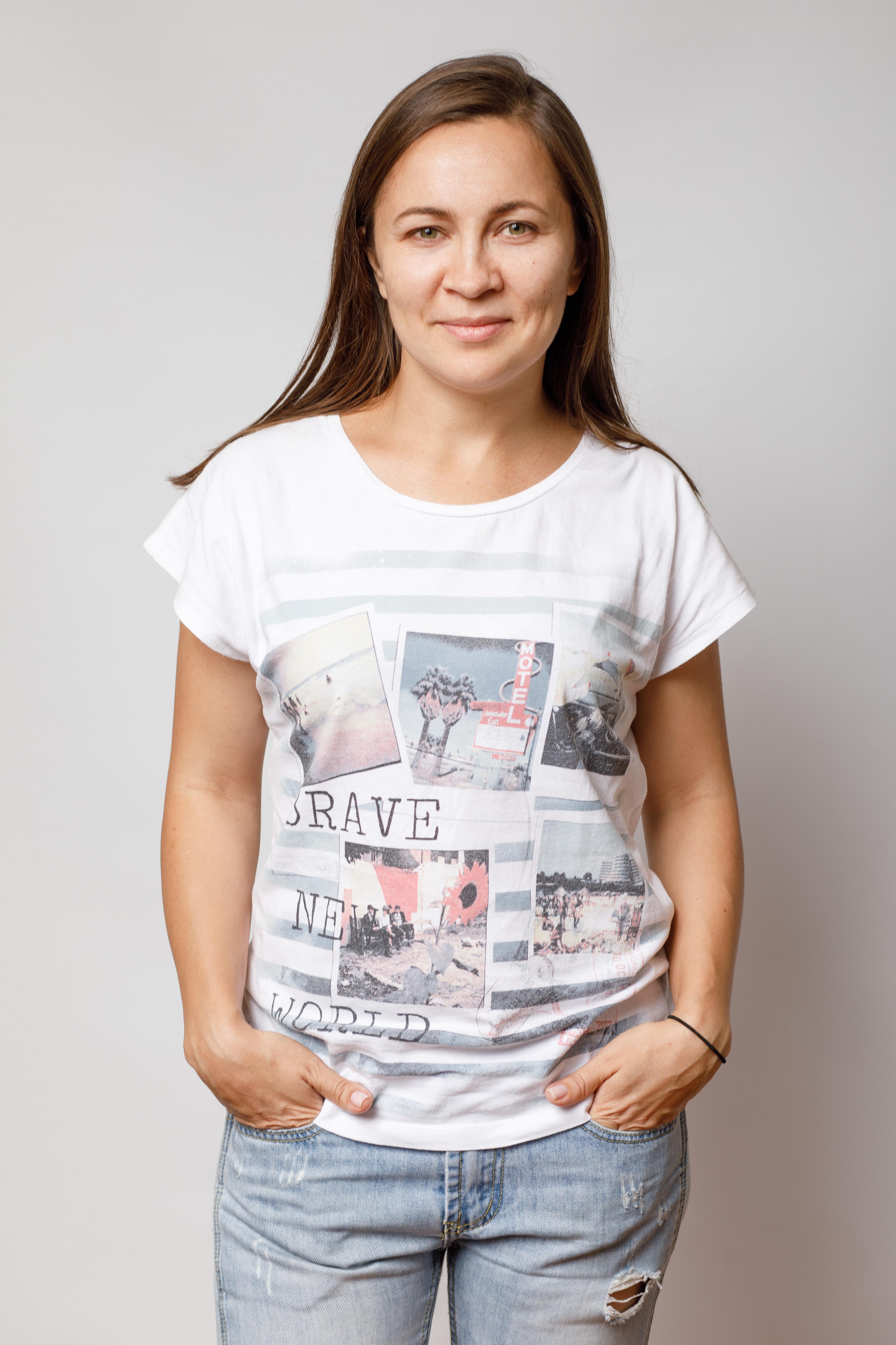 Татьяна Авксентьева, Inweb